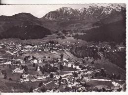 VERBIER (Suisse-Valais) Vue Générale Du Village Et De La Station - CARTE FORMAT MODERNE - 2 SCANS - - VS Valais