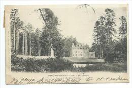 50/ MANCHE... Arrondissement De Valognes.. Château De L´Hermitage - France