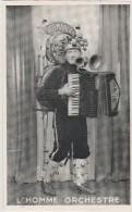 Image Sur Papier Souple VERMANDEL L'Homme Orchestre - Vieux Papiers