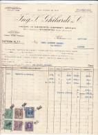 PALERMO - ING. GHILARDI & C.   /  30 LUGLIO 1946 - Italia
