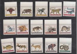 Bophuthatswana 1977 - 1983 ** ( 6 Scan ) - Bophuthatswana