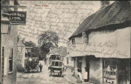 Wb09559 Herne Bay Herne Bay Village Per Red Lion Kutsche X / City Of Canterbury / - Non Classificati