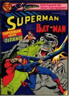 Ehapa Comic  -  Superman Nr. 20 Von 1978 - Livres, BD, Revues