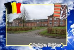 Postcard, Cities Of Europe Collection, Beringen, Belgium 1 - Mapas