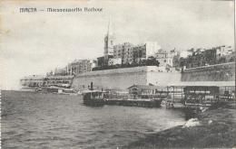 Malta - Marsamuscetto - Valletta - Malte