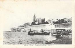 Malta - View Of Valletta - Marsamuscetto Side - Ed. John Critien - Malte