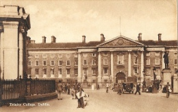 Dublin - Trinity College - Ed. Irish Tourist Association - Dublin