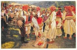 Croatie - Croatian National Costumes - Tomerlin: Roasters - Costumi