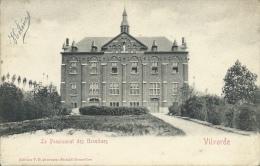Vilvoorde / Vilvorde - Le Pensionnat Des Ursulines - 1906 ( Verso Zien ) - Vilvoorde