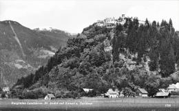 Burgruine Landskron, St. Andra Mit Kanzel U. Gerlitzen - Franz Schilcher - Altri