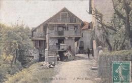 Cp , 74 , ÉVIAN , Environs , A Petite Rive - Evian-les-Bains