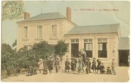 37 038  CHAMBRAY   La Maison D'ecole - France