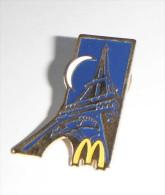 Tour Eifel Paris Lune - McDonald's