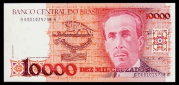 Brazil 10000 Cruzados 1989 P.215 UNC - Brazilië