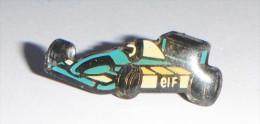 Elf Voiture F1 - Fuels