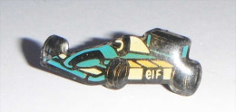 Elf Voiture F1 - Carburants