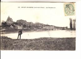 LOIR ET CHER - ST AIGNAN - Le Deversoir - Saint Aignan