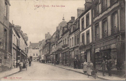 LAIGLE RUE SAINT JEAN CPA ANIMEE - L'Aigle