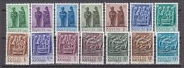 Katanga 1961 Inheemse Kunst 14w ** Mnh (24419) - Katanga