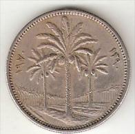 *irak 50 Fils 1970  Km 128  Xf+ - Iraq