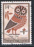 BELGIQUE : N° 2028 Oblitéré - PRIX FIXE - - Used Stamps