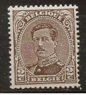 136A  **  2 - 1915-1920 Albert I