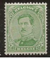 137A  **  10 - 1915-1920 Albert I