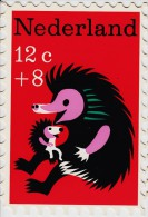Kinderbedankkaart 1967 Type S - Pays-Bas