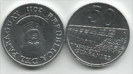 Paraguay 50 Guaranies 2011. UNC - Paraguay