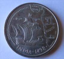 VF MOEDA DE PORTUGAL 200$00  INDIA  1998 - Portugal