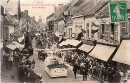 8.Ham.Fêtes Des 21,22 Et 23 Juin 1913 (cavalcade) - Ham