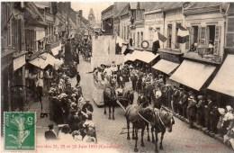 Ham.Fêtes Des 21,22 Et 23 Juin 1913 (cavalcade) - Ham