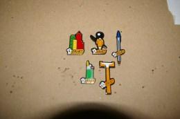 Lot De 5 Pin´s Bic - Pin's