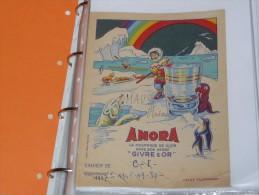 Protege Cahier AMORA Verre Phoque Arc En Ciel - Protège-cahiers