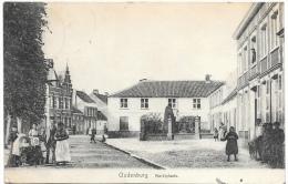 Oudenburg NA4: Marktplaats - Oudenburg