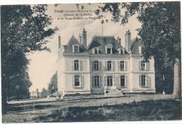 41 - FOUGERES SUR BIEVRE - Chateau De La Boulas - Autres Communes
