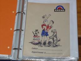Protege Cahier   KREMA Caramel - Protège-cahiers