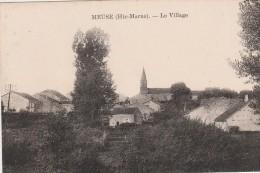 MEUSE - TRES BELLE VUE GENERALE DU VILLAGE - TOP !!! - France