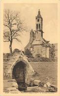 - Finistere - Ref- D204 - Gouezec - Fontaine Et Chapelle N D Des Trois Fontaines - Notre Dame Des Trois Fontaines - - Gouézec