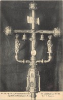 - Finistere - Ref- D202 -  Eglise De Guengat - Croix Processionnelle En Vermeil De 1524 -  Carte Bon Etat - - Gouézec