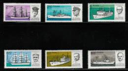 POLAND 1980 TRADITIONS OF MARINE MARITIME EDUCATION PORT OF GDYNIA NHM Sailing Ships Boats - Schiffe