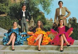España--Malaga--Escena Tipica-- - Vestuarios