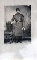 58Cc   Carte Photo Militaire Soldat Du 106 Elme Regiment Photo Odinot à Nancy Toul Luneville - Regiments