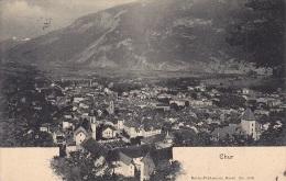 CHUR AMBULANT N. +26 VIAGGIATA 26 IX 1903 - GR Grisons