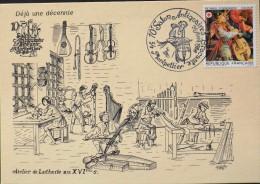 FRANCE 1986  - 10e Salon Antiquaires Brocanteurs - Monpellier 26 Avril 1986 - Parfait Etat -. - Fiere