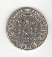 100 Francs Empire Centrafricain 1978 - Centrafricaine (République)