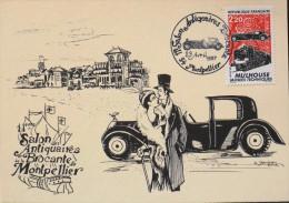 FRANCE 1987 - 11e Salon Antiquaires Brocanteurs - Monpellier 29 Avril 1987 - Parfait Etat -. - Fiere