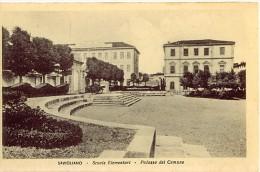 SAVIGLIANO SCUOLE ELEMENTARI PALAZZO DEL COMUNE     LB160 - Cuneo