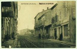 Joyeuse - Ardèche - Quartier De La Poste - Joyeuse