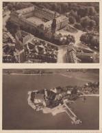 DR Ganzsache Minr.P254Bild 46/Bild 41 Postfrisch - Deutschland